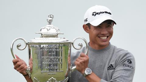 Collin Morikawa wins his first PGA Championship