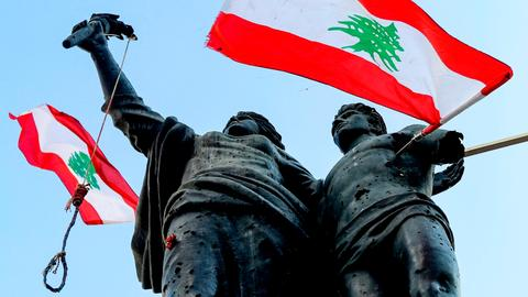 Catastrophe and colonial nostalgia in Beirut