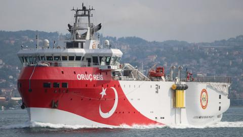 Turkey issues NAVTEX for new seismic survey in eastern Mediterranean