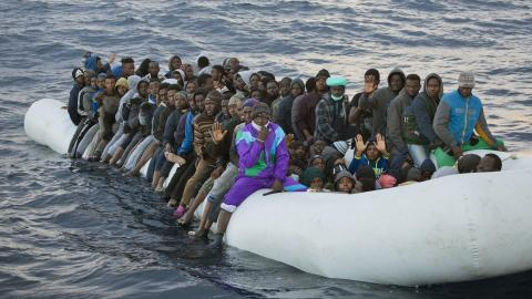 Amnesty International slams EU over migrant deaths