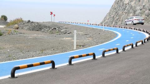 Turkey opens world's longest uninterrupted bike path