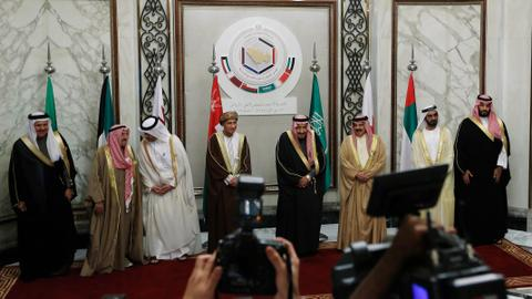 Does the GCC's unified statement on Iran indicate a patch up with Qatar?