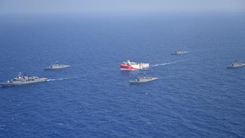 Turkey ready to resolve differences over Eastern Mediterranean: Erdogan