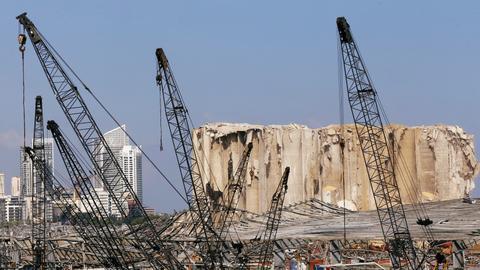 World Food Programme to send 50,000 tonnes of wheat flour to Beirut