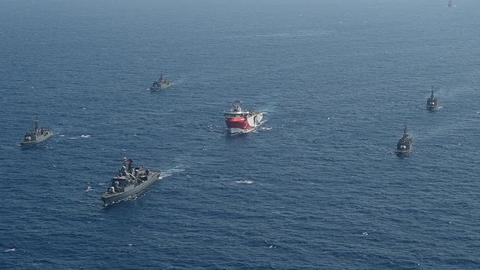 Turkey to issue exploration licences in eastern Mediterranean amid tensions