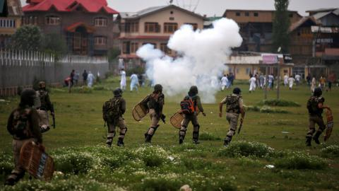 Internet blocked in Kashmir ahead of iconic rebel's death anniversary