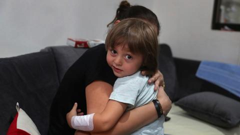 Children in Beirut suffer from trauma after deadly blast