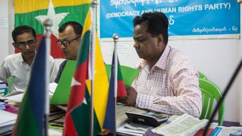Myanmar bars Rohingya Muslim candidate from election