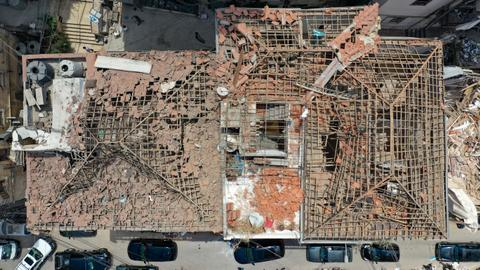 UNESCO: 60 historic Beirut buildings at risk of collapse