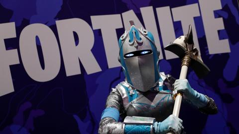 'Fortnite' maker sues Apple over app restrictions