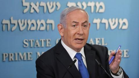 Netanyahu: West Bank annexation still 'on the table'