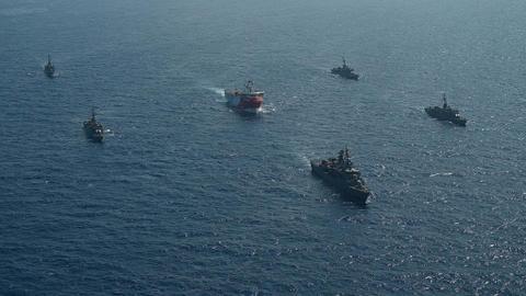 Israeli study: Turkey is strongest maritime force in the region