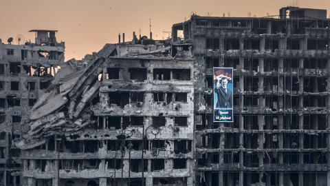 A Lens on Syria: Russian photojournalist gets solo show in London