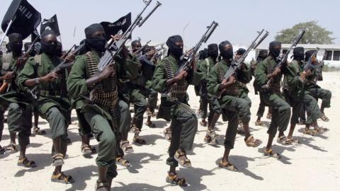 Suspected al Shabab rebels kill nine people in Kenya