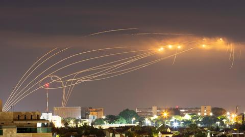 US will protect the Gulf by Iron Dome missile system