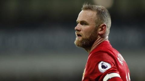 Wayne Rooney rejoins Everton from Manchester United