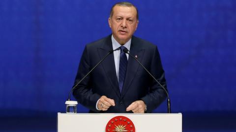 Erdogan announces Turkey to start building second nuclear plant