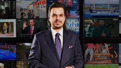 Ibrahim Eren appointed DG of Turkey's public broadcaster