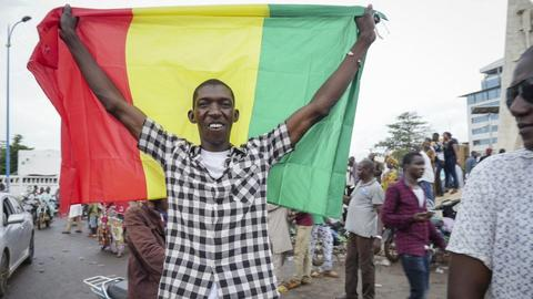 West African bloc hopeful of seeing civilian leadership in Mali within days
