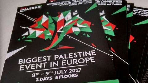 Largest Palestinian Expo concludes in UK
