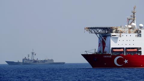 Turkey extends operations in eastern Mediterranean until mid-October
