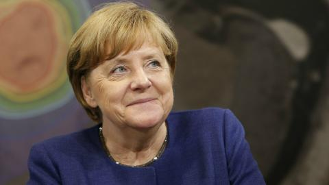 Britons should not fear being sent home post-Brexit, says Merkel