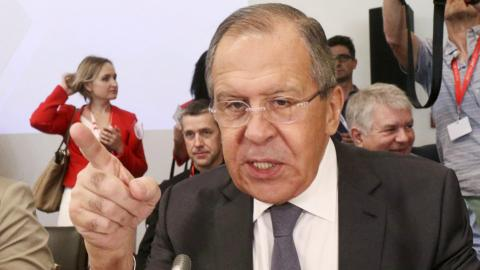 Moscow considers retaliation in US diplomatic row
