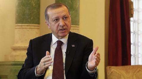 EU not indispensable for Turkey: Erdogan