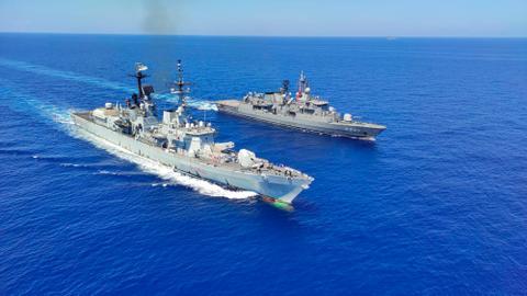 Turkey, Greece cancel drills in Eastern Mediterranean – NATO