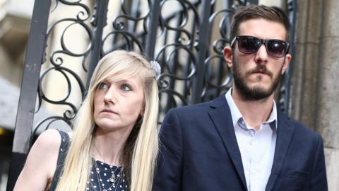 Parents fight to keep baby alive in UK legal battle