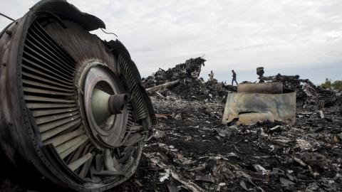 Malaysia says suspects over flight MH17 downing to be revealed