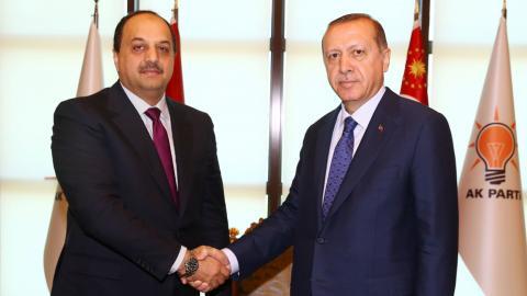 Erdogan plans Gulf visit to discuss Qatar crisis