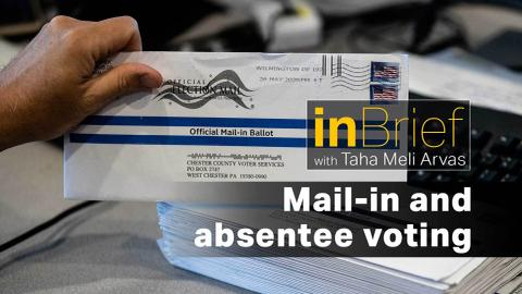 US election: Absentee voting? Mail-in voting? What does it all mean?