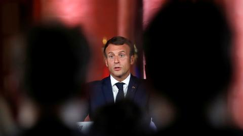 Macron under pressure now to look at radical blueprint to save Lebanon