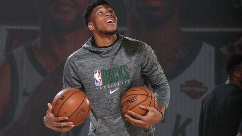 Superstars Lebron and Antetokounmpo chosen for All-NBA First Team