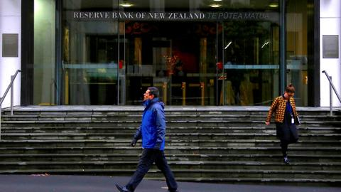 New Zealand economy sees record recession amid virus pandemic