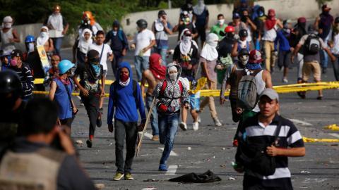 UN calls on Venezuela to allow dissent as asylum requests soar