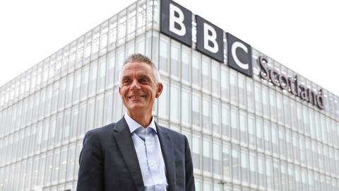 BBC boss to staff: Don't share political views on social media