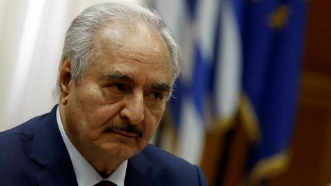 Warlord Haftar agrees to lift Libya oil blockade