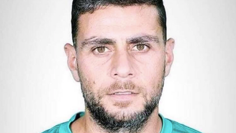 Lebanese football player dies from stray bullet wound