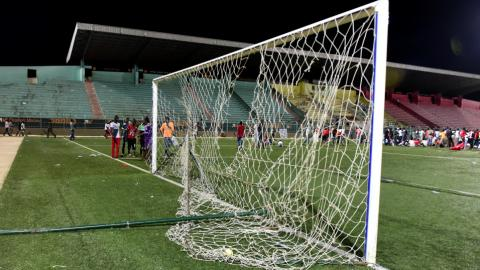At least eight dead in Senegal football stadium stampede