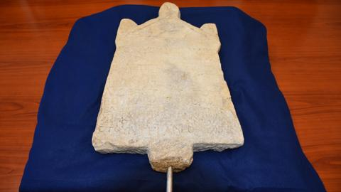 Italy returns 1,800-year-old artefact to Turkey