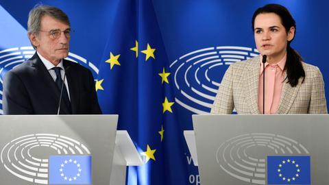 EU fails to unblock sanctions against Belarus