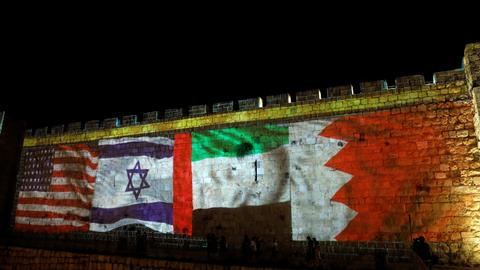 How normalising ties with Israel further divides the Middle East