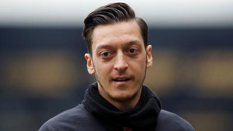 Footballer Mesut Ozil requests help for infant with rare disease