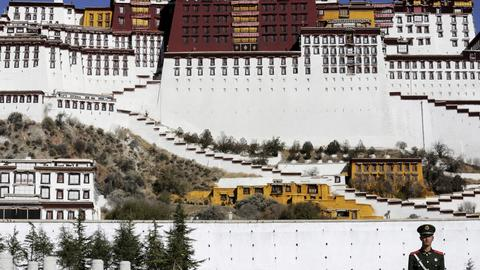China expands controversial mass labour programme in Tibet