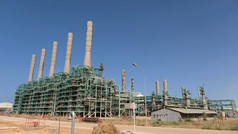Libya's oil production to increase as blockade ends