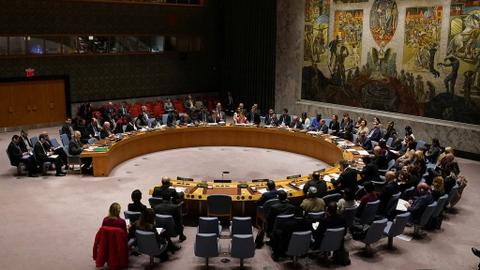 The United Nations has a problem, and no one's talking about it