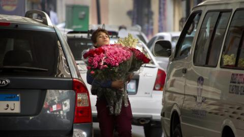 Child labour grows in Egypt as unemployment soars