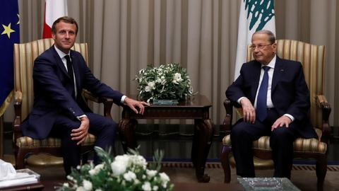 Hariri's proposal to end cabinet logjam brings hope for a new government